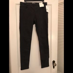 NWT H&M Dark Grey Skinny Jeans